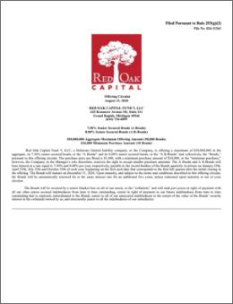 Red Oak Capital